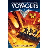 Voyagers #2: Game of Flames