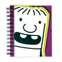 Diary of a Wimpy Kid: Rowley Spiral Bound Journal